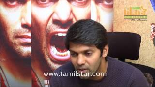 Arya At Yatchan Movie Team Interview