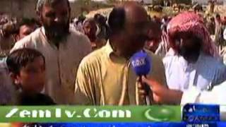 KHUZDAR; REPORT BAKRAA MANDI BY MUNIR NOOR GURGNARI SAMAA TV.mpg