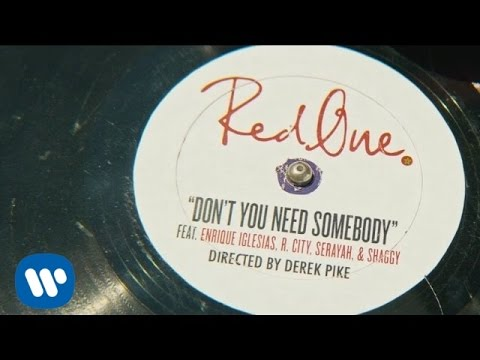 RedOne Don't You Need Somebody pop music videos 2016