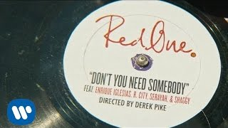 Клип RedOne - Don't You Need Somebody