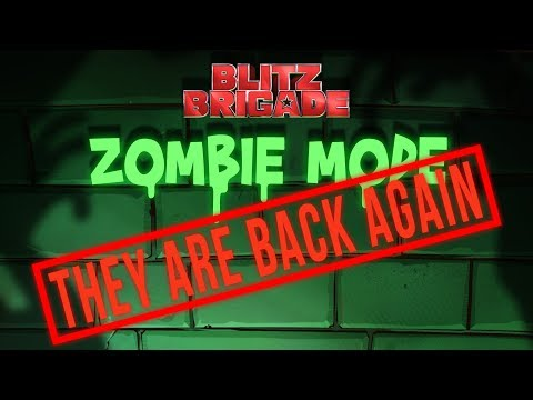 Zombies are back! - Blitz Brigade Review