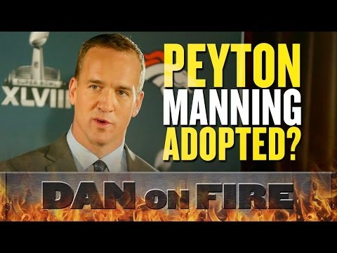 Peyton Manning's mysterious past and real family exposed (Dan on Fire)