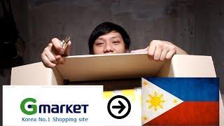 GMARKET KPOP Albums HAUL + Review * Rainz, Nu'Est W | Philippines