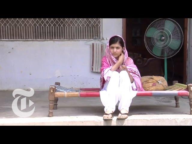A Schoolgirl's Odyssey - Malala Yousafzai Story
