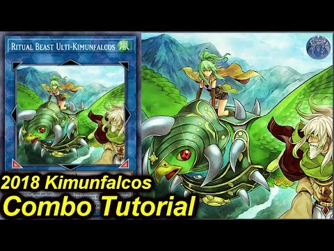 Kimunfalcos Combo Tutorial - How to Play Ritual Beast. Step By Step. **DECK 2018**