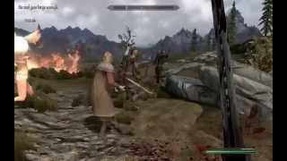Skyrim: Thalmor Battle Zone