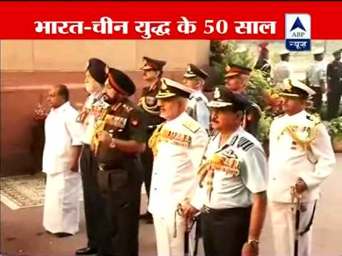 Martyrs of the 1962 India-China war honoured for the first time