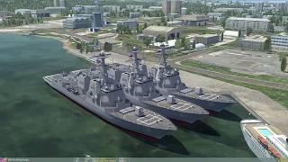 Navy Will Start Construction in May on High-Tech Flight III DDG 51 Arleigh Burke-Class Destroyer