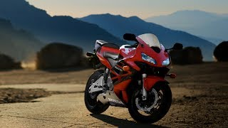 History of the Honda CBR600RR