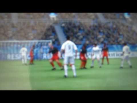 ronaldo s amazing sick goal on pes 2010 psp