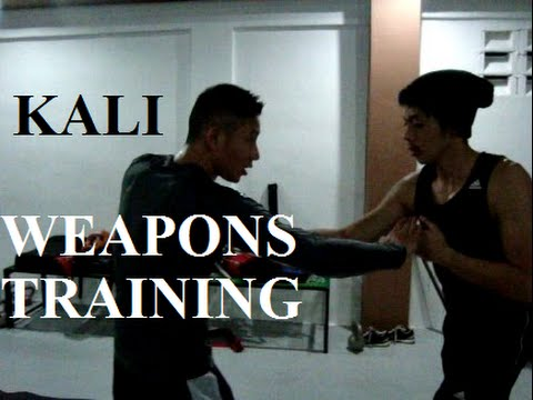 Kali Empty Hand and Knife Techniques ( plus some Muay Thai and a smidgen of Capoeira ) Image 1