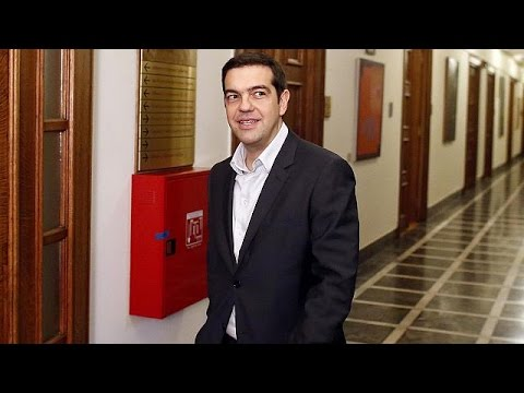 اليونان تقدم خطة اصلاحات اقتصادية لمنطقة اليورو الاثنين