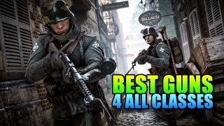 Battlefield 1 Best Guns For All Classes
