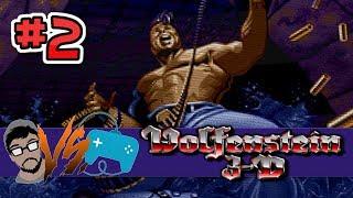 Wolfenstein 3D - WOAH. Why Frankensteins Now?! | PART 2