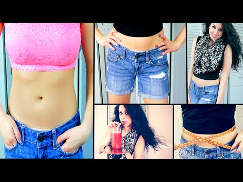 How To Get & KEEP A Flat Tummy | My Flat Tummy Tips For Fall!