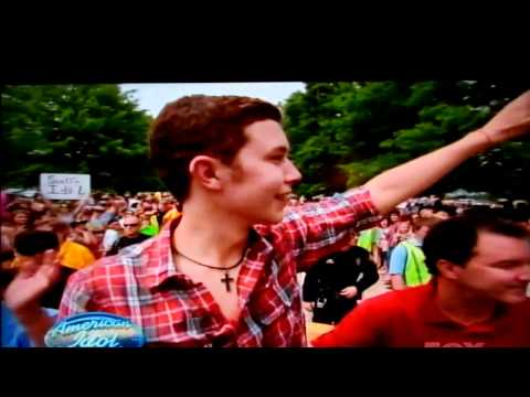 Scotty McCreery Home Town Visit North Carolina