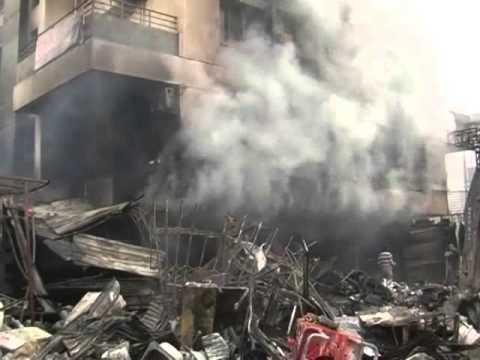 Wakad Fire| MPC News | Pune | Pimpri-Chinchwad