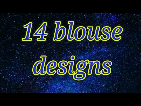 Blouse designs images |(my stitched)