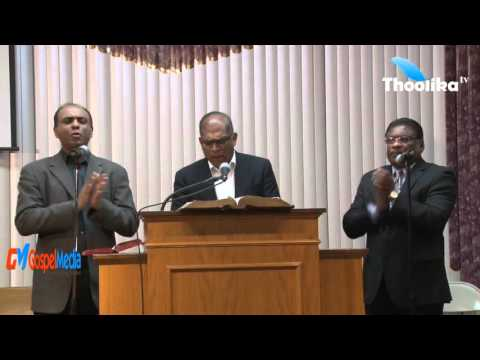 New  York India Gospel Mission  Revival Meeting Message By Pastor Rajan Victor