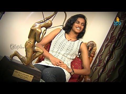 P.V. Sindhu - Indian Badminton Player | Shakthi - Navaratri Special Program on 07-10-2013