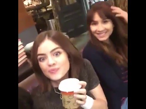 Pretty Little Liars 'Facebook Live' - Season 7 SCOOP