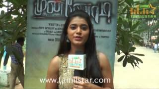 Yamini Baskar At Munnodi Movie Team Interview