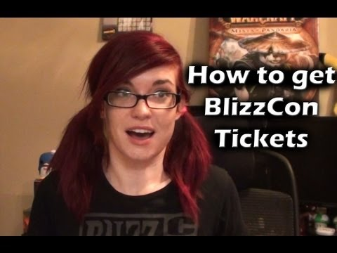 Tips on how to get BlizzCon tickets