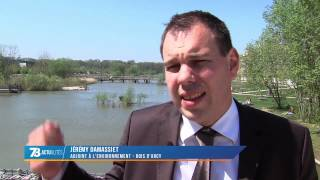 Vie locale : le canal paysager de Bois d'Arcy menacé d'inondations