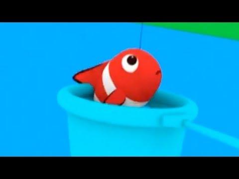 Мультфильмы для Детей - Руби - Рыбалка