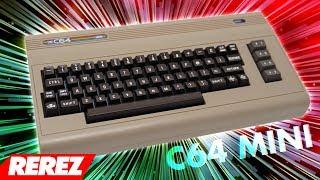 C64 Mini Review - Rerez