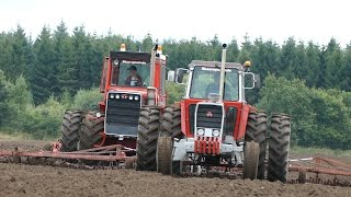 download lagu Massey Ferguson 595 & 1505  Cultivating The Field gratis