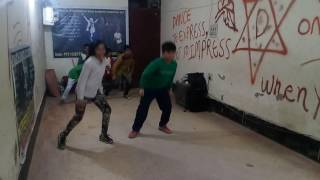 Kisi disco main jaye - Govinda - Dance - Step up dance academy Noida