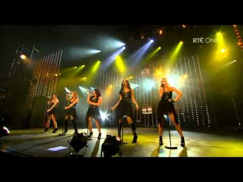The Saturdays - Forever Is Over + Interview (arthur's Day 22 09 2011) video