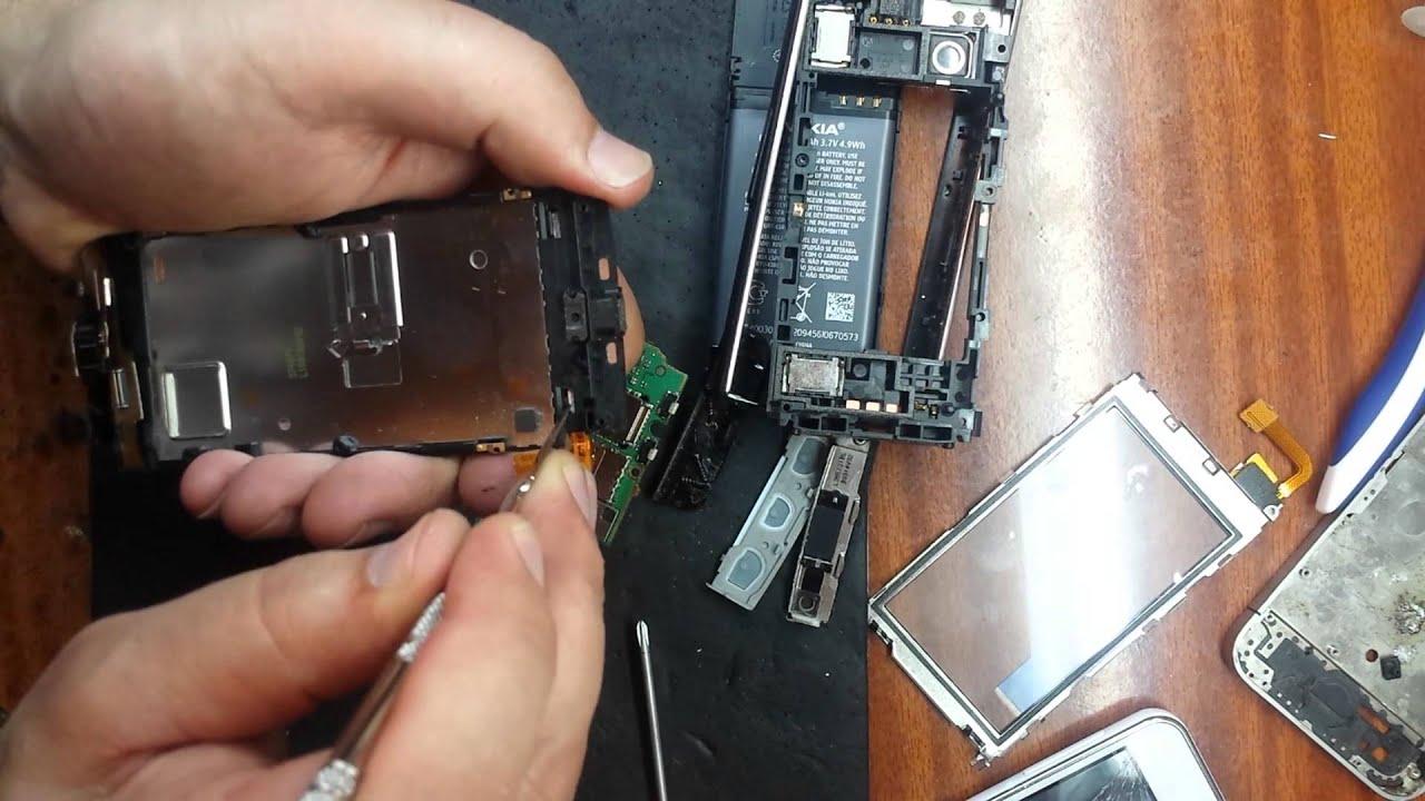 Ремонт китайского телефона своими руками 98