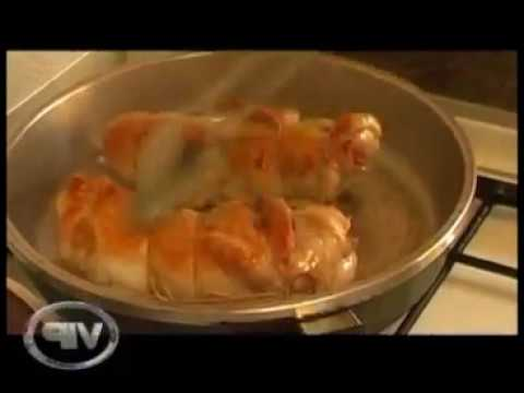 Estilo VIP: Pollo relleno