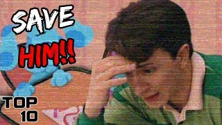 Top 10 Scary Nickelodeon Kid Episodes With Hidden Meanings