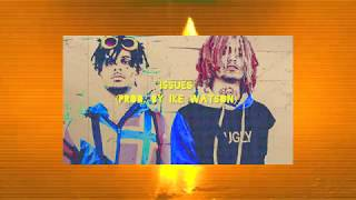 "Lil Pump x Smokepurrp Type Beat - ""Issues"" (Prod. By Ike Watson) | Rap Instrumental"