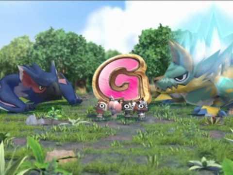魔物獵人日記 暖呼呼艾路村 G-電視廣告影片-PSP-巴哈姆特GNN