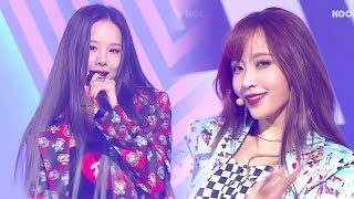 EXID - I Love You [SBS Inkigayo Ep 982]