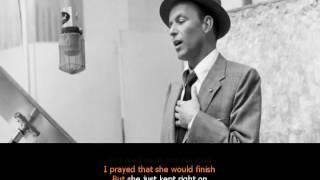 Frank Sinatra Killing Me Softly