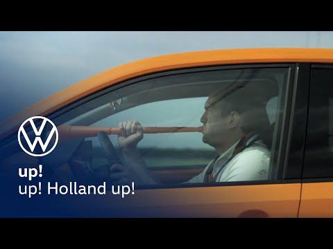 Volkswagen up! - голландская реклама