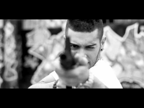 EMIS KILLA - ROMANZO CRIMINALE - FT DANIELE VIT Music Videos