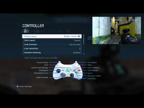 Discussion on Halo 4's New Controller Layouts