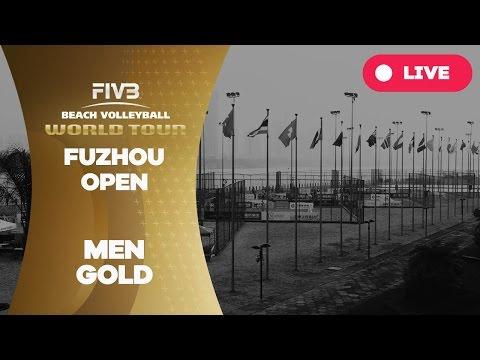 Fuzhou Open - Men Gold - Beach Volleyball World Tour