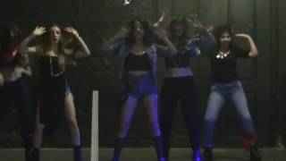 Hate, Crazy-4minute - Cover by DELiRiUM.