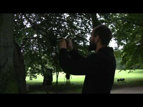 A.R.G.O. PROFILM: Robin Hood Otáčivé hlediště Český Krumlov - zákulisí (music by Clannad)
