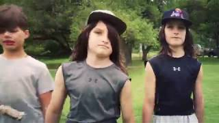 American Ninja Warrior PLayset Commercial