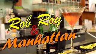 Ricetta Cocktail - Manhattan / Rob Roy