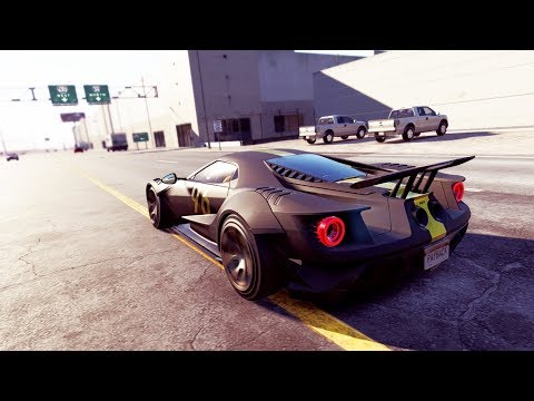 For Speed Payback Supercar Drifting Ford Gt Build