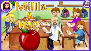 My Playhome School Millie & Me Silly Play Ep 2 App Gameplay Kids Toy Story